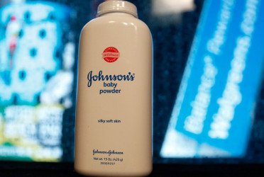 Puder Johnson&Johnson